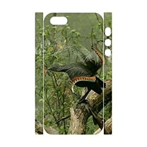 Lyrebird 3D-Printed ZLB570814 Custom 3D Cover Case for Iphone 5,5S