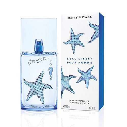 Issey Miyake L`Eau d`Issey Pour Homme Summer 2014 for Men 4.2 ()
