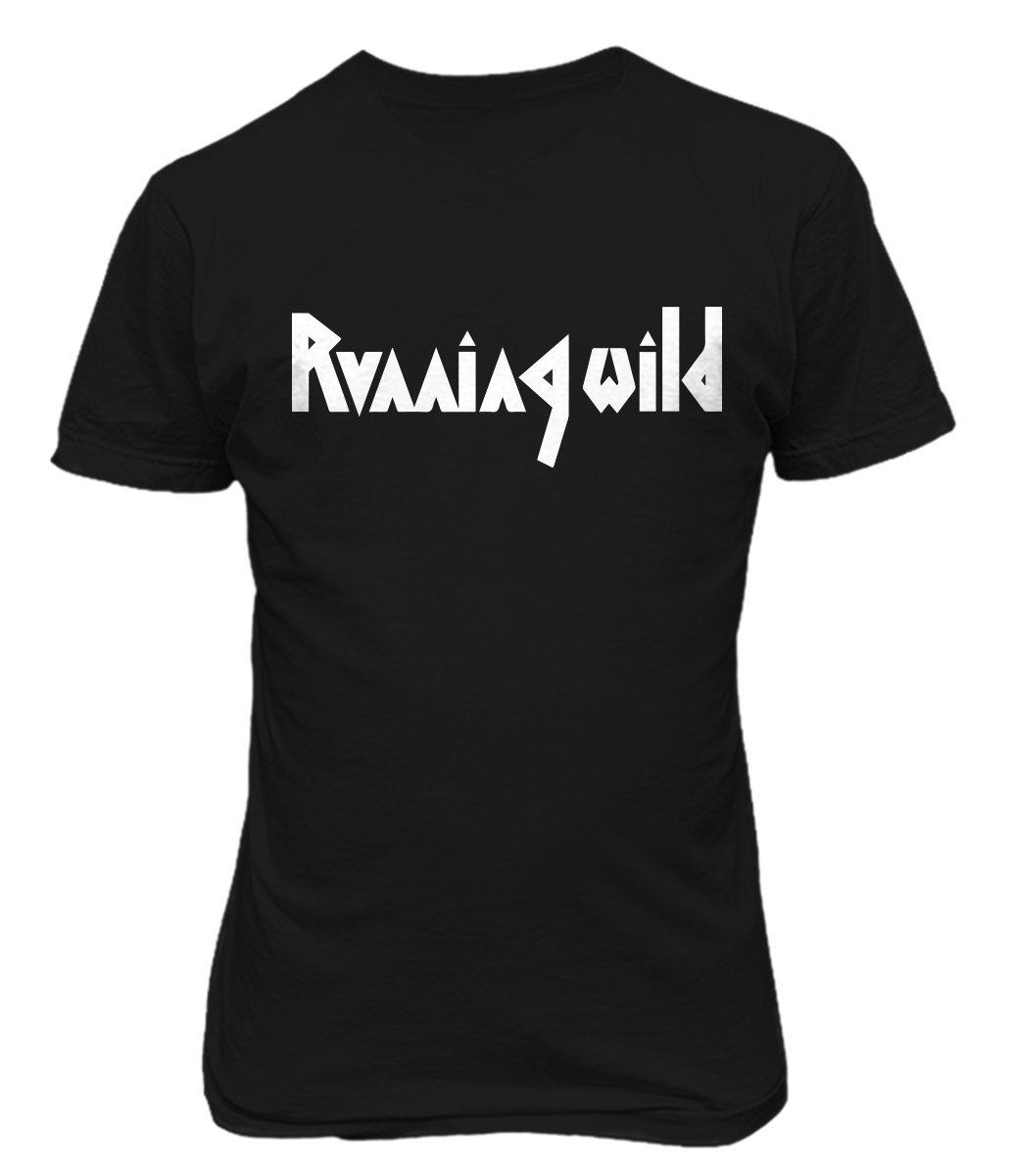 Tjsports Running Wild Heavy Metal Band T Shirt Music 63
