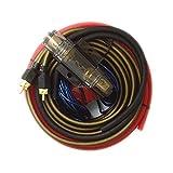 Best Accessory Power Subwoofer Cables - VIGORWORK Car Power Subwoofer Amplifier Speaker Installation Audio Review