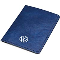Volkswagen 000087404E Documentenmap Case voertuigbewijs goedkeuring, met nieuw VW-logo