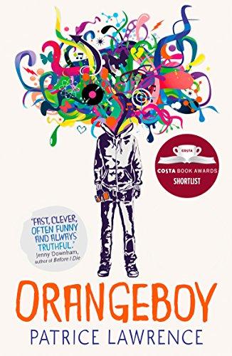 Orangeboy Winner Of The Waterstones Childrens Book Prize For Older