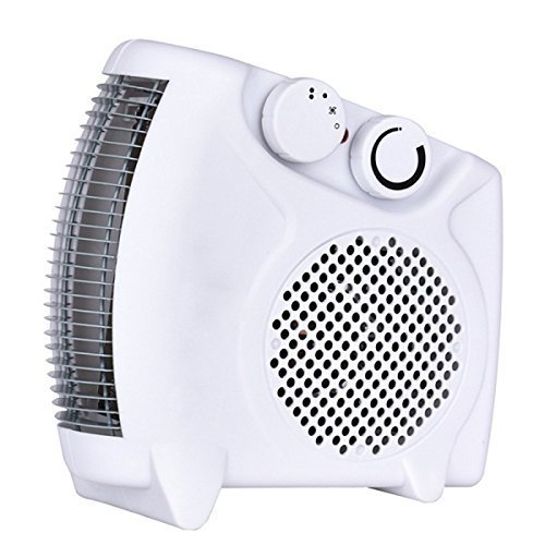 Ejoy e-Joy 1500W Portable Heater Fan Heater Space Heater Desktop Heater with 2 Heat Settings, Cool Air Function & Adjustable Thermostat