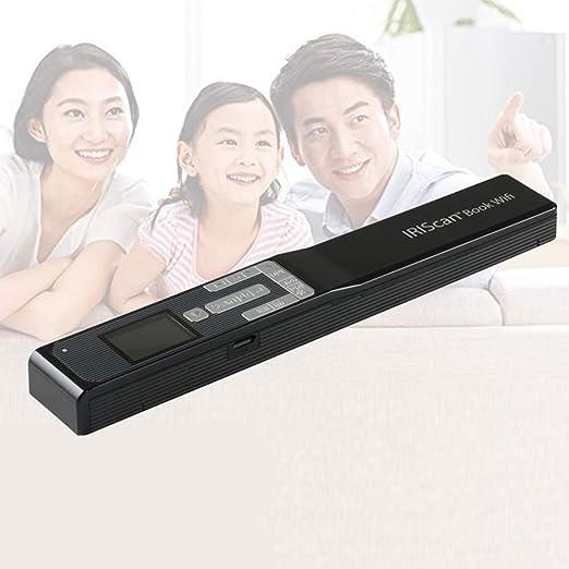Impresora de Mano, escáner de Documentos Wi-Fi Smart A4 con ...