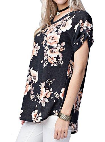 90s Floral Shirt - 8