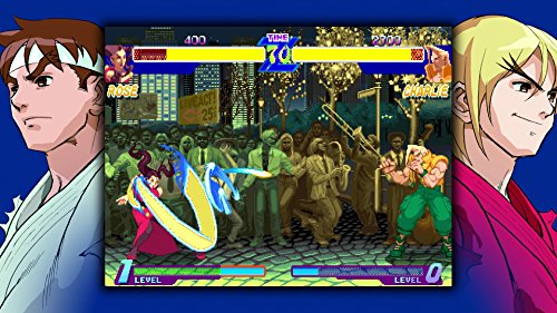 51eAqWFptzL - Street Fighter 30th Anniversary Collection - Xbox One Standard Edition