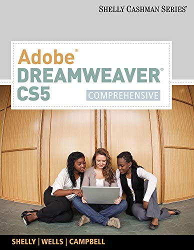 Adobe Dreamweaver CS5: Comprehensive (SAM 2010 Compatible Products)