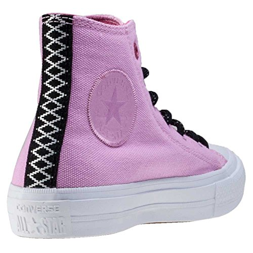 Pink White Rosa Converse Taylor Sneaker Star Donna High Chuck All Ii 1Sz6wq1