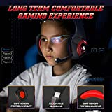 Hunterspider Gaming Headset for PS4,Surround Sound