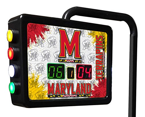 Maryland Electronic Shuffleboard Scoring Unit - Officially Licensed