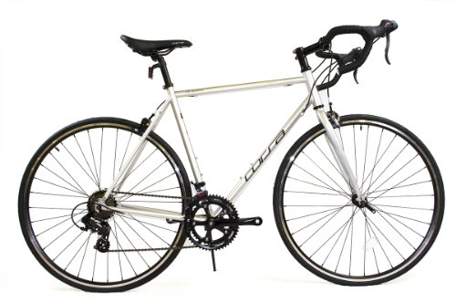 Alton Corsa R-14 Road Bike, Silver/Black, 58cm/Large Alton