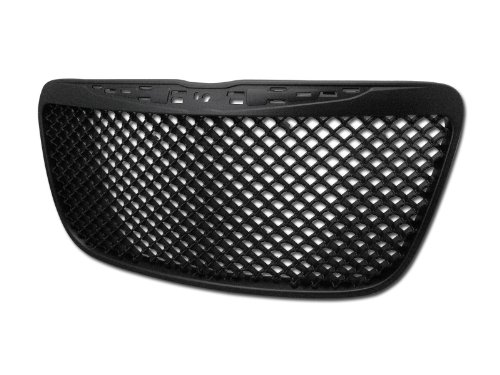 Armordillo USA 7147539 Mesh Grille Fits 2011-2014 Chrysler 300/300C - Gloss Black