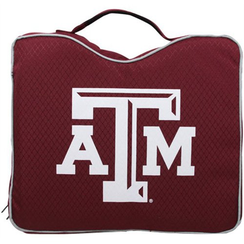Coleman COL-03323061111 Texas A&M Aggies NCAA Bleacher Cushion - Ncaa Bleacher Cushion