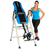 EXERPEUTIC 175SL Inversion Table with 'SURELOCK' Safety Ankle...