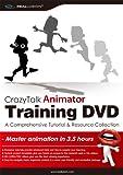 Crazytalk Animator Training DVD - Win
