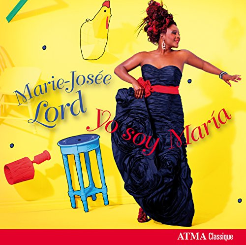 CD : Marie-Jos e Lord - Yo Soy Maria (CD)