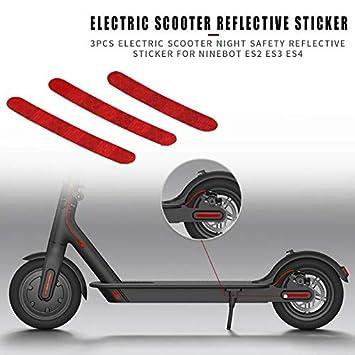 S-Sport-Life 3 reflectores de Seguridad para Patinete ...