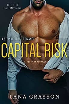 Capital Risk Step Brother Romance Legacy ebook product image