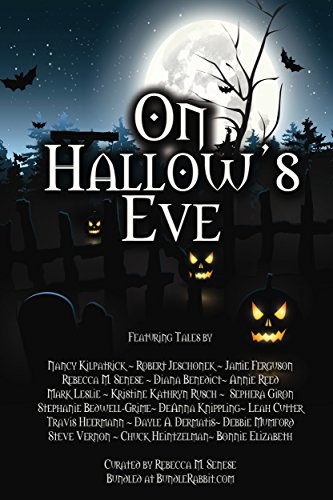 on hallows eve over 19 tales of halloween thrills and chills by reed