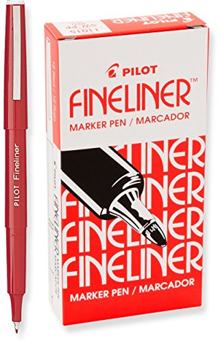 Pilot Fineliner Marker Point 11015