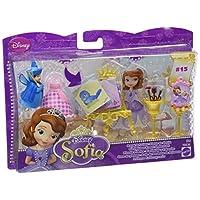 Disney Sofia el primer juego de clase de arte real