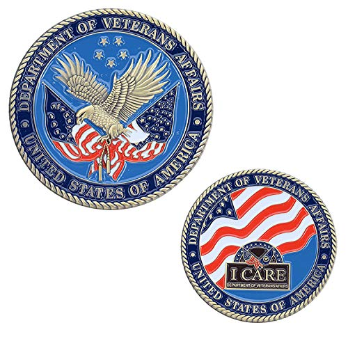 - Department of Veterans Affairs Challenge Coin
