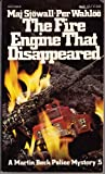 The Fire Engine That Disappeared, Maj Sjöwall and Per Wahlöö, 0394723406