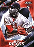2017 Topps Fire #174 Alex Reyes St. Louis Cardinals Rookie Baseball Card