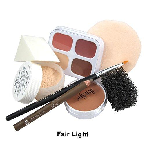 Theatrical Makeup Kits - Fair: Light PK-1 -