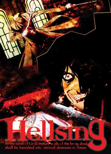 Great Eastern Entertainment Hellsing Wall Scroll, 33 by 44-Inch ()