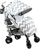 My Babiie MB51 Billie Faiers Grey Chevron Stroller - Includes Raincover  sc 1 st  Amazon UK & Sheerlines Rear Canopy Basket to fit Sheerlines Scooter Canopy ...