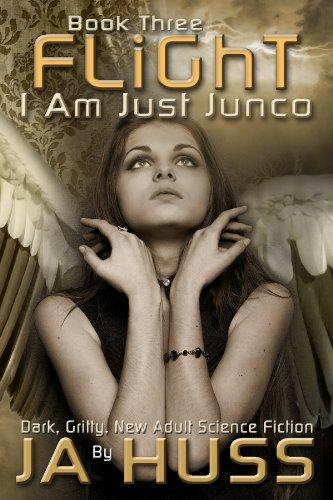 Book: FLIGHT (I Am Just Junco Dot Com) by J. A. Huss