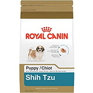 ROYAL CANIN BREED HEALTH NUTRITION Shih Tzu Puppy dry dog food, 2.5-Pound