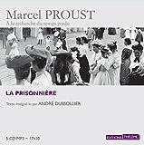 La Prisonnière (French Edition) SET OF 5 AUDIO CD MP3
