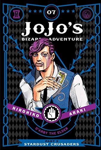JoJo's Bizarre Adventure: Part 3 Stardust Crusaders, Vol. 7