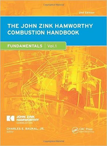 The John Zink Hamworthy Combustion Handbook, Second Edition: Volume 1 - Fundamentals (Industrial Combustion)