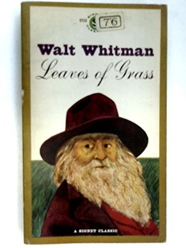 Leaves of Grass, Whitman, Walt