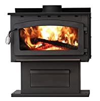 U.S. Stove Company 2016EB Medium Wood St...
