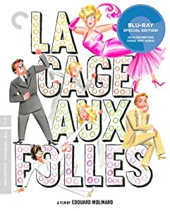 La Cage aux Folles (Criterion Collection) [Blu-ray]