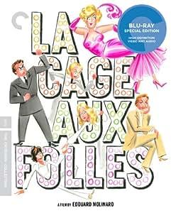 La Cage aux Folles (The Criterion Collection) [Blu-Ray] (Version française)