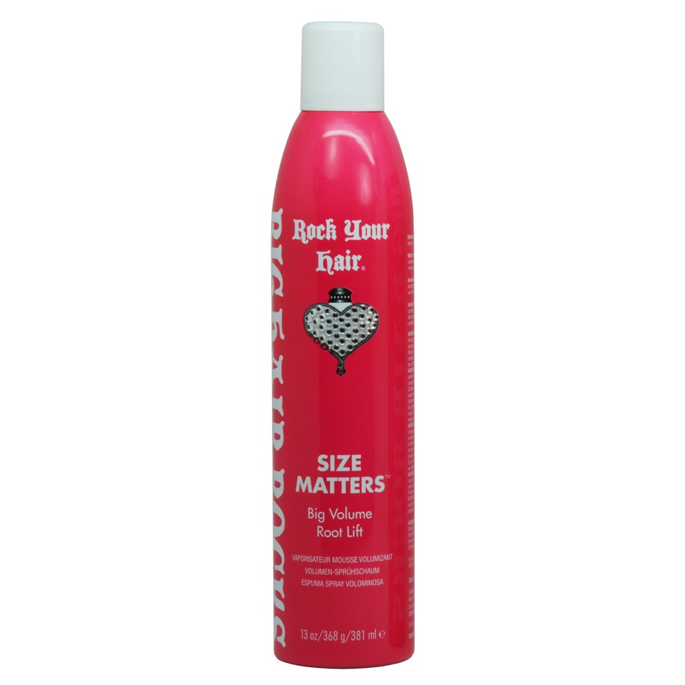 Rock Your Hair Size Matters Root Pump Mousse, 13 Ounce by Rock Your Hair (Image #1)