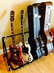hercules gs525b 5 piece guitar rack musical instruments. Black Bedroom Furniture Sets. Home Design Ideas