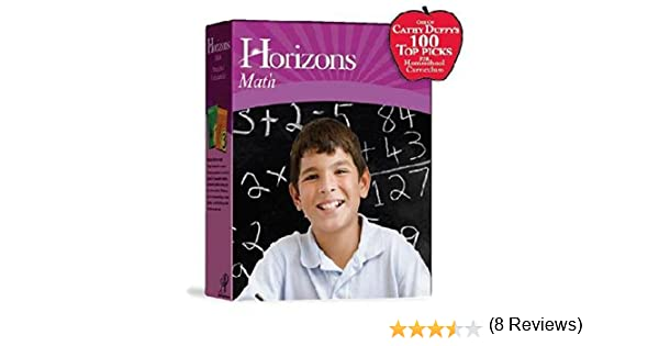 Amazon.com: Horizons Pre Algebra Math 7 Box Set: Industrial ...