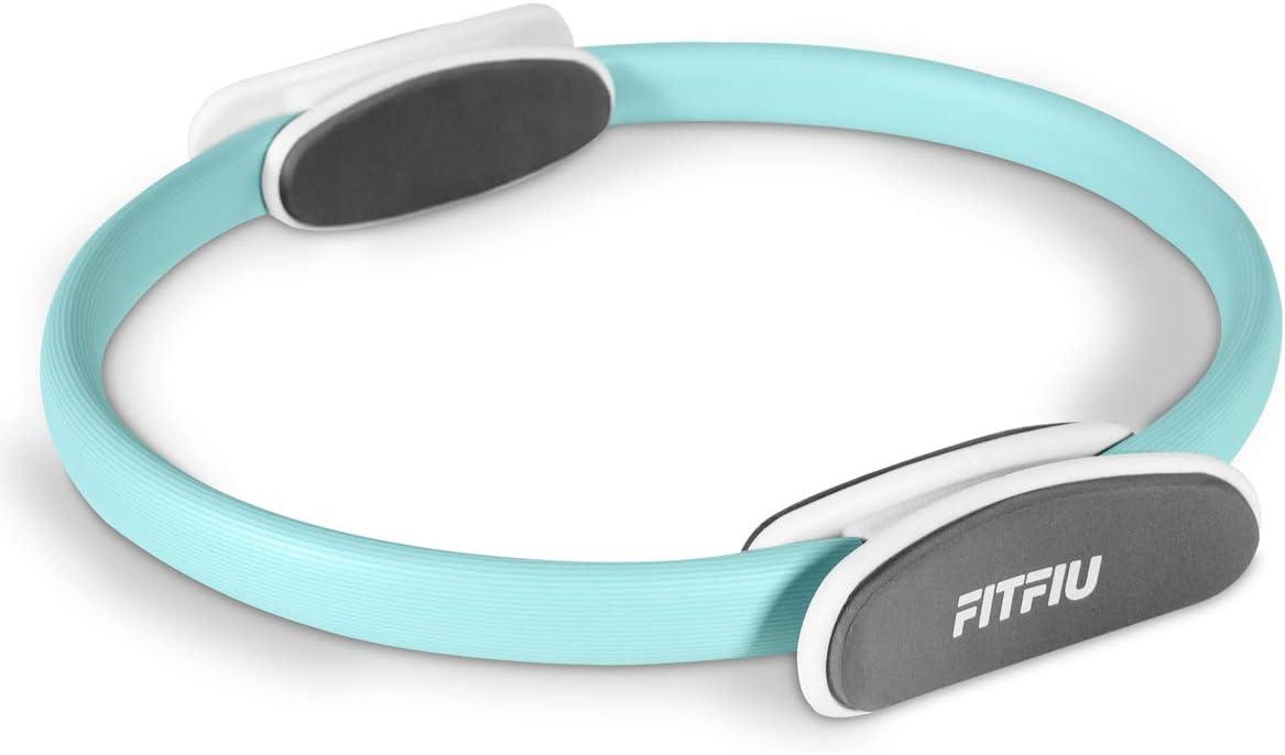 Adultos Unisex Fitfiu Aro de Pilates RING-380 Yoga y Fitness