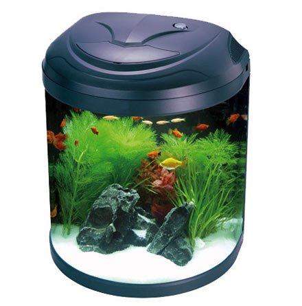 JBJ Half Moon Biotope Nano 180 8 Gallon Aquarium