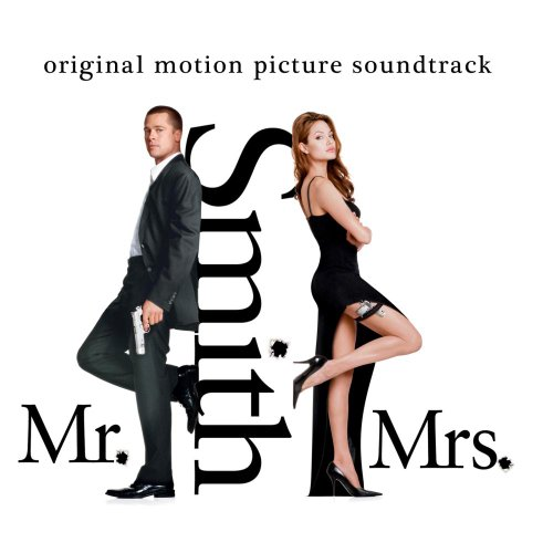 Mr. & Mrs. Smith (Original Motion Picture Soundtrack) / Audio CD