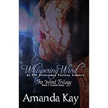 Whispering Wind: An F/F Paranormal Fantasy Romance (The Wind Trilogy: Leona's Story Book 1)