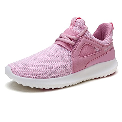 DREAM PAIRS Women's 170362-W Pink Fashiong Running Shoes Sneakers Size 8.5 M US