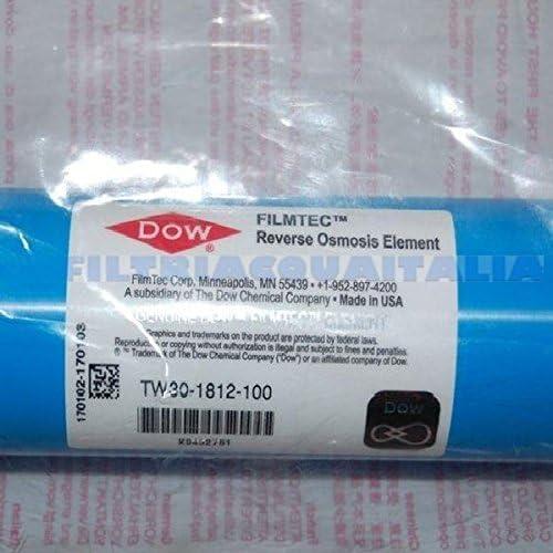 /1812/Clarifier TFC Reverse Osmosis Filmtec 100/GPD Membrane TW30/
