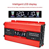 IpowerBingo 700W/1500W Power Inverter Dual AC Outlets and Dual...